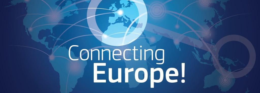 Connecting Europe Logo zrezan